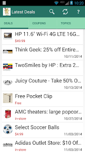 Buxr Deals & Coupons- screenshot thumbnail
