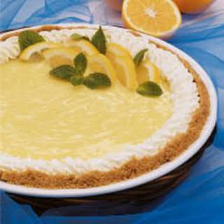 Sugartime Lemon Pie.
