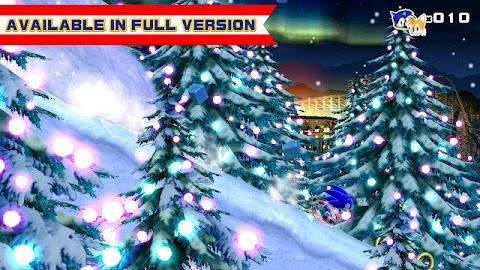 Sonic 4 Episode II THD Lite Screenshot 1