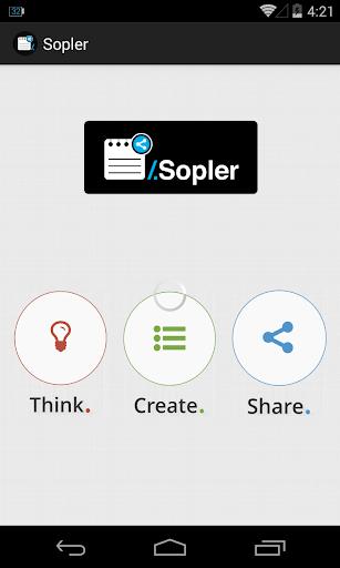 Sopler