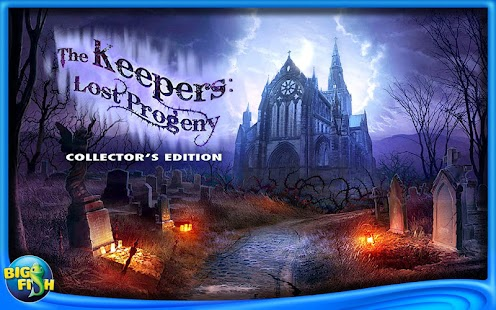 The Keepers: Lost Progeny CE - screenshot thumbnail