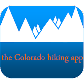 the Colorado hiking app