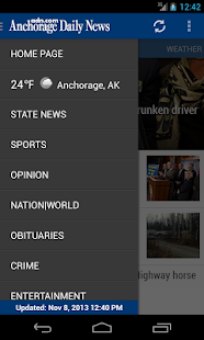 Anchorage Daily News - ADN - screenshot thumbnail