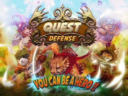 Quest Defense - Tower Defense