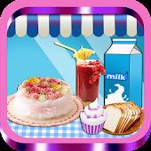 Baby Kitchen:Cake,Juice Free