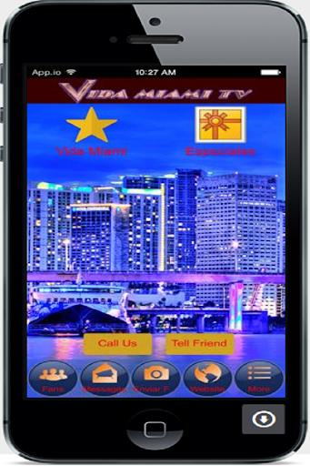 商業必備APP下載|Vida Miami TV 好玩app不花錢|綠色工廠好玩App