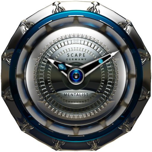 MENTALIST Luxury Clock Widget