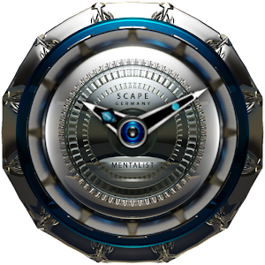 MENTALIST Luxury Clock Widget 2.40