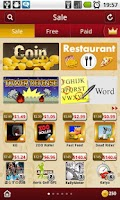 Screenshot of FreeAppKing: Games for FREE