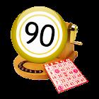 Bingo 90 icon