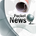 Pocket News World logo