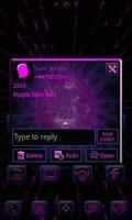 Screenshot of Purple Tech GO SMS Pro