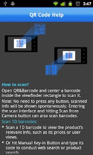QRcode Scanner - screenshot thumbnail
