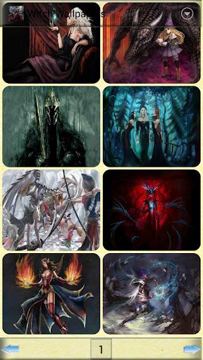 【免費漫畫App】女巫壁紙-APP點子