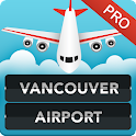 Vancouver Airport Flights Pro icon