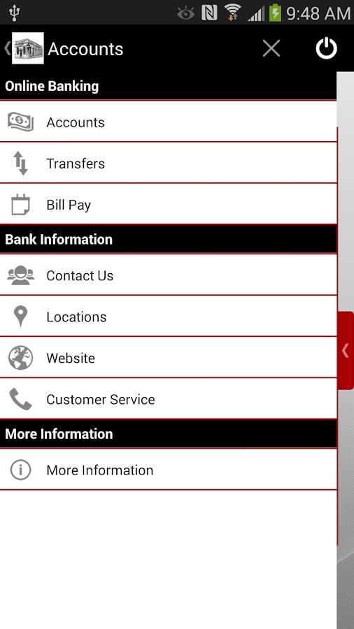 Pataskala Bank Mobile Banking - screenshot