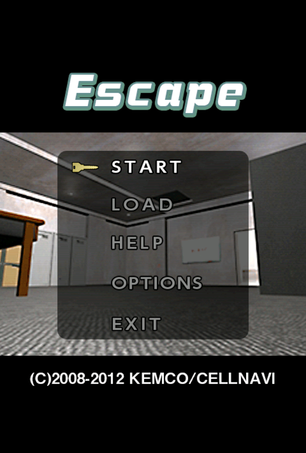 The Escape Game - KEMCO - screenshot