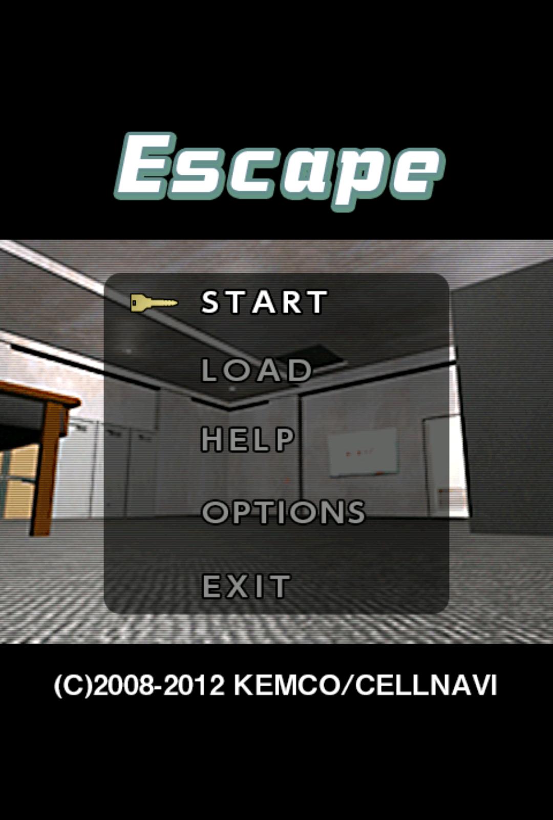The Escape Game - KEMCO screenshot #1