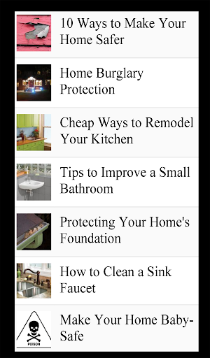免費下載生活APP|Home Improvement Lists app開箱文|APP開箱王