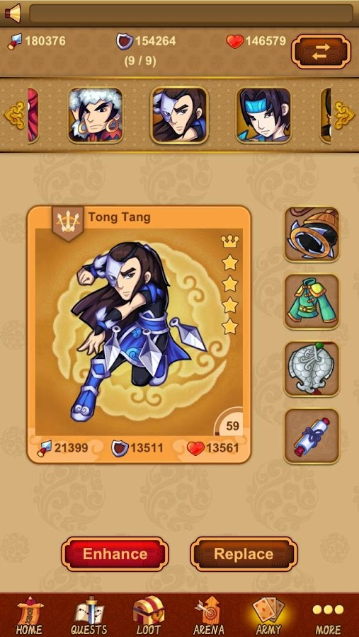 KungFu Legends- screenshot