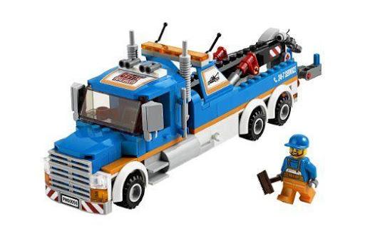 Building Toys City