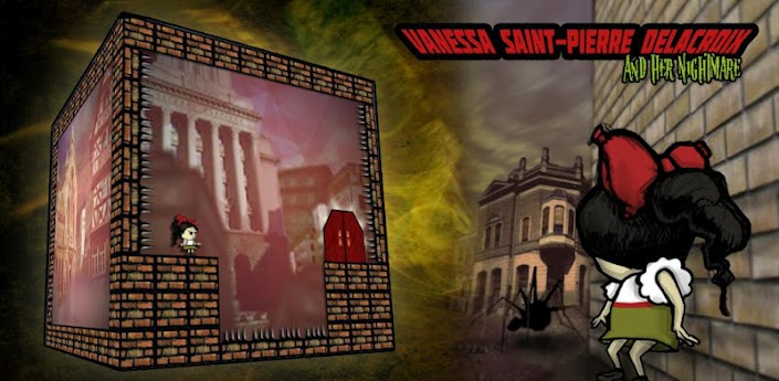 Vanessa Saint-Pierre Delacroix & Her Nightmare - интересная головоломка для Андроид