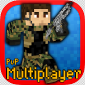 Pixel War Multiplayer Shooter