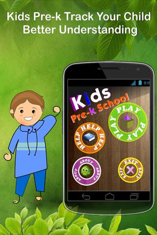 Kids Pre School Lite- screenshot