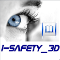 i-safety_3D Wächterkontrolle icon
