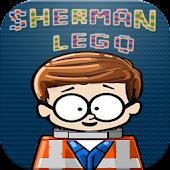 Sherman 'S Lego