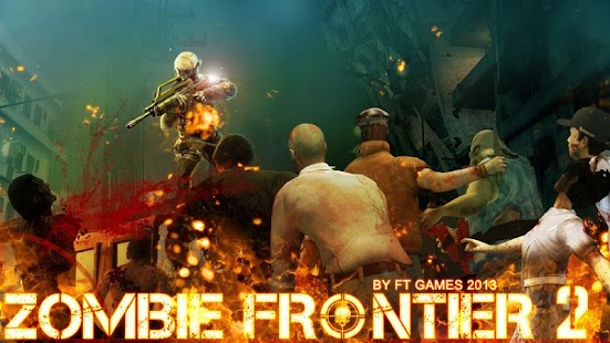 Zombie Frontier 2:Survive Screenshot 1