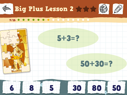IQ Safari MATH- screenshot thumbnail