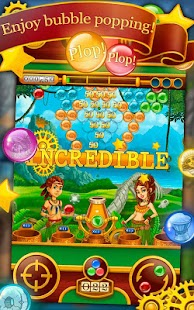 Bubble Chronicles: Epic Travel- screenshot thumbnail