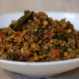 Lentil and Kale Super Food Slow Cooker