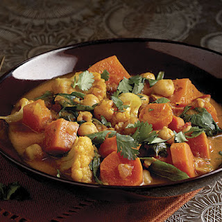 South Indian-Style Vegetable Curry.