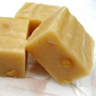 Grandma's Peanut Butter Fudge.