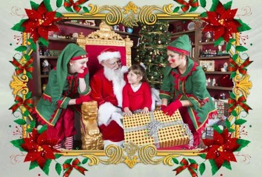 聖誕相框免費