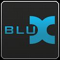 Blux Theme GO Launcher EX logo