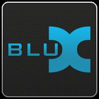 Blux Theme GO Launcher EX 1.0