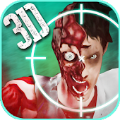 Zombies Sniper Shooting 3D
