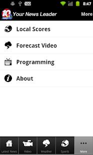 KMOT-TV Mobile News - screenshot thumbnail