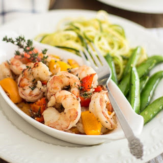 Quick and Easy Sauteed Shrimp Recipe
