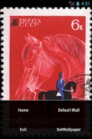 Screenshot of Stamp Collection