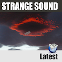 Strange sounds in the world logo