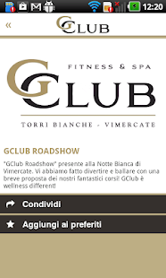 GCLUB- miniatura screenshot