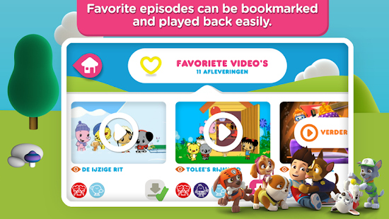 Nick Jr. - Watch & Learn - screenshot thumbnail