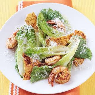 Shrimp Caesar Salad.