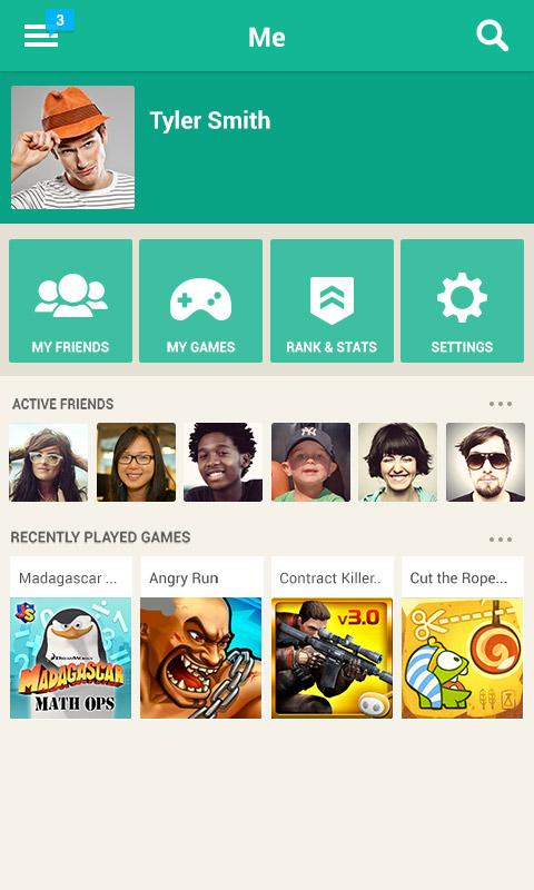 WePlay - Android games for you - screenshot