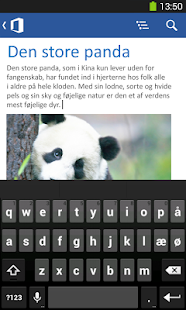 Microsoft Office Mobile – miniaturescreenshot