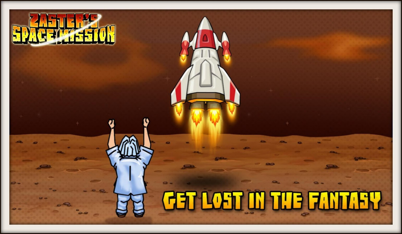Space Mission: Rocket Launch- screenshot